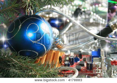 Electrónica de Navidad