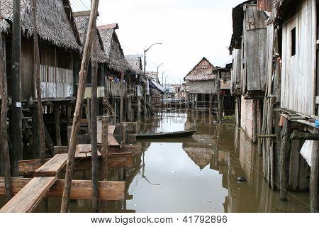 Homes In Belen - Peru