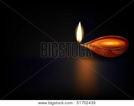 diwali festival background with space for your text