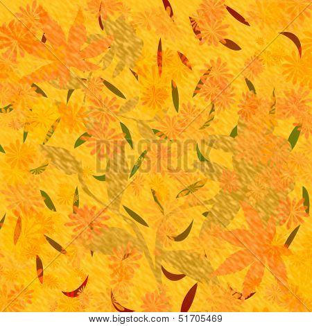 autumn colors scrapbook