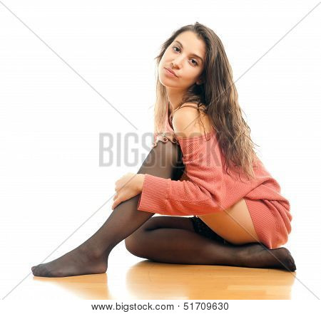 Girl On The Floor