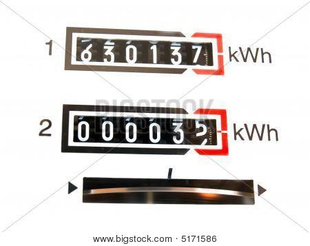 Contador de kWh