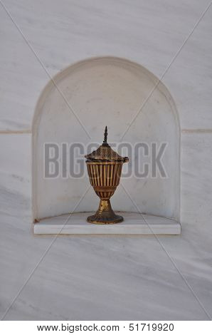 Censer Antique Bronze Thurible