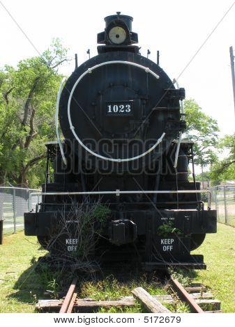 Locomotive Front Shot