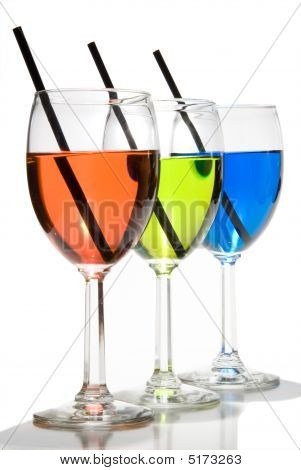 Colorful Wine
