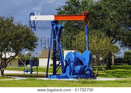 Oil Nodding Donkey Pumpjack