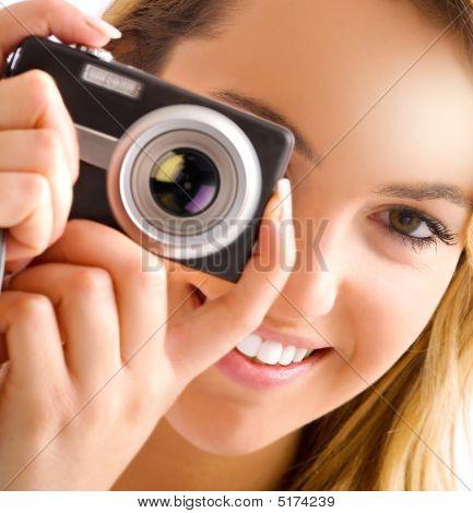 Eye And Camera