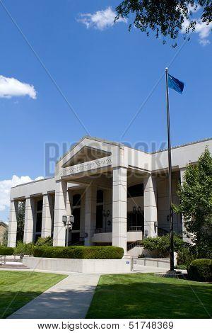 Supreme Court Nevada