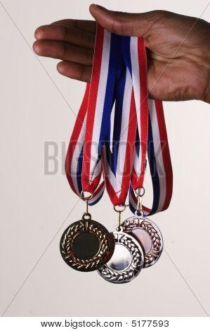Olympi Medals