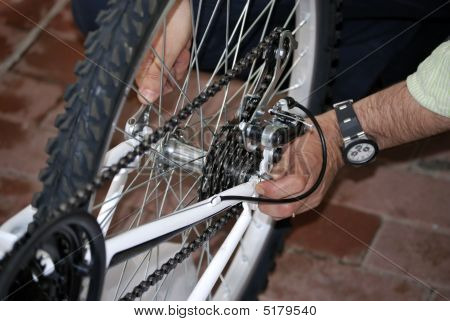 Repairing The Bicycle