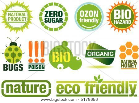 Environmental Friendly Design Elements