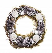 Christmas Advent Wreath