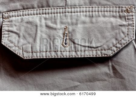 Backdrop Pocket On Jeans