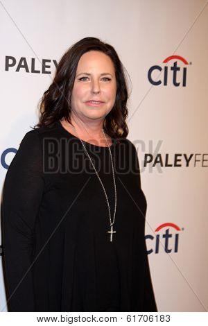 LOS ANGELES - MAR 16:  I. Marlene King at the PaleyFEST -