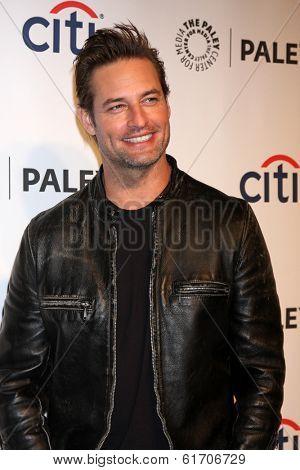 LOS ANGELES - MAR 16:  Josh Holloway at the PaleyFEST -