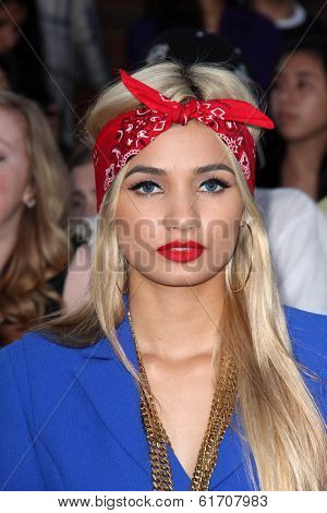 LOS ANGELES - MAR 18:  Pia Mia at the