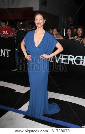 LOS ANGELES - MAR 18:  Ashley Judd at the