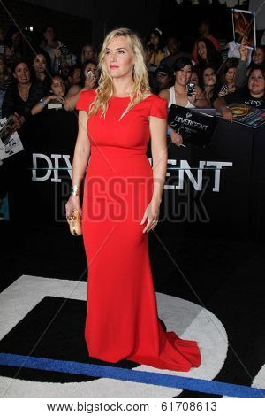 LOS ANGELES - MAR 18:  Kate Winslet at the