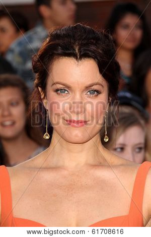 LOS ANGELES - MAR 18:  Bellamy Young at the
