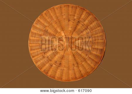 Wicker Weave - Circle