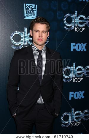 LOS ANGELES - MAR 18:  Chord Overstreet at the GLEE 100th Episode Party at Chateau Marmont on March 18, 2014 in West Hollywood, CA