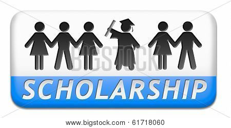 scholarship for university or college education study funding application for school funds and education costs