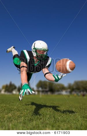 American Football-Spieler
