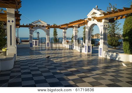 Benidorm Andalusian Style Park