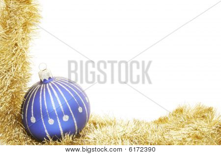 Ball And Tinsel