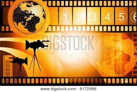 Film with number