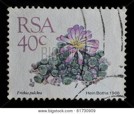 Republic Of South Africa Postage Stamp