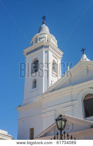 Del Pilar Church In Buenos Aires, Argentina