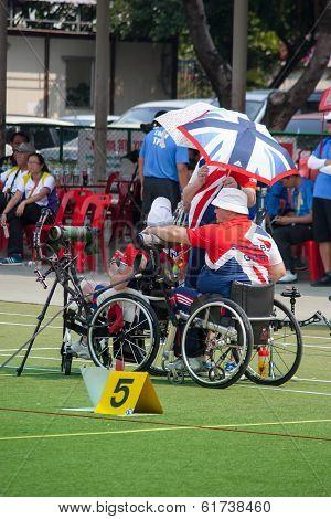 Paraplegic Archer