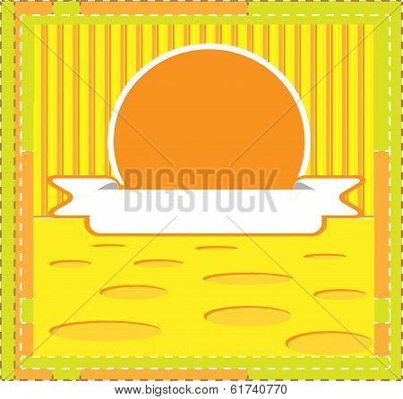say cheese poster template vector/illustration  / background/ greeting card