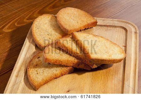 Crusty Toasts