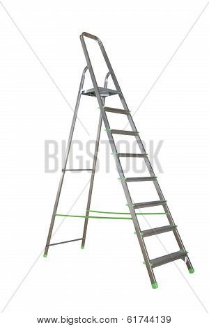 Ladder Isolated On White Background