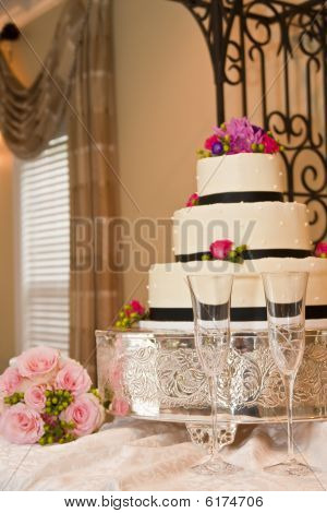 Cake Before Ceremony