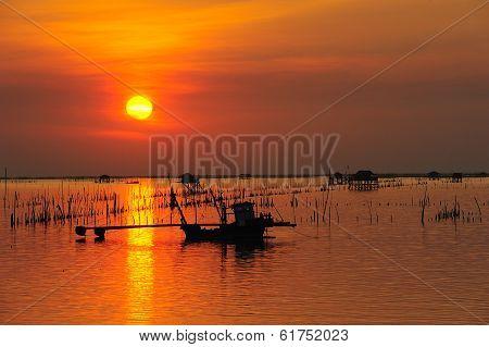 Fishermand Boat