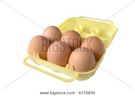Yellow Eggbox