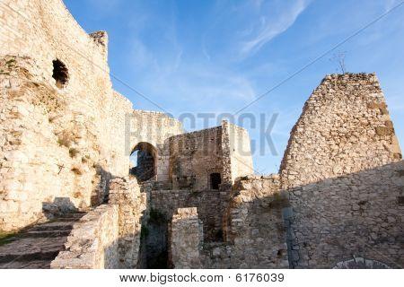 Ruins Of Spissky Hrad (castle), Slovakia
