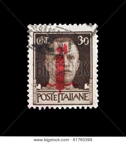 Italian stamp 1944