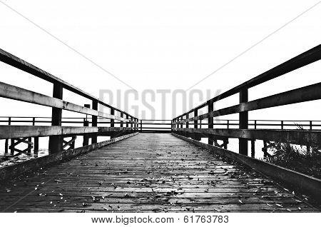ponte in legno