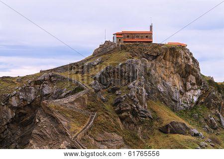 Hermitage San Juan de Gaztelugatxe