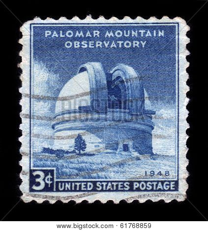 Palomar Mountain Observatory, San Diego County, California