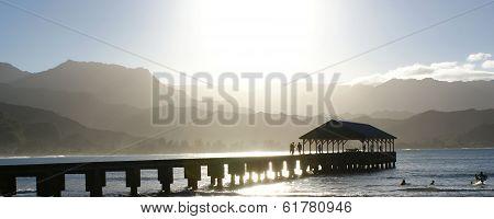 Hanalei Bay Pier