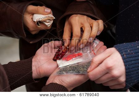 Hard Drug Dealers