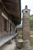 stock photo of andong  - Part of the Hahoe Folk village in Southkorea - JPG