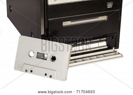 Tape Cassette And Tape Player