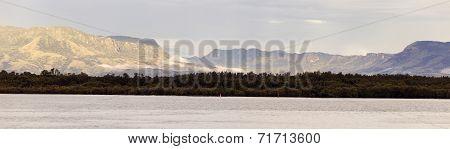 Panorama Of Viti Levu
