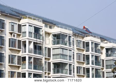 Apartment Building - Urban Living